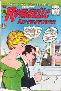 Cover Thumbnail for My Romantic Adventures (American Comics Group, 1956 series) #129