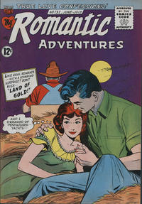 Cover Thumbnail for My Romantic Adventures (American Comics Group, 1956 series) #132