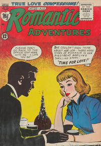 Cover Thumbnail for My Romantic Adventures (American Comics Group, 1956 series) #133