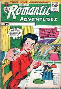 Cover Thumbnail for My Romantic Adventures (American Comics Group, 1956 series) #134