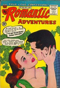Cover Thumbnail for My Romantic Adventures (American Comics Group, 1956 series) #136