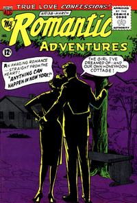 Cover Thumbnail for My Romantic Adventures (American Comics Group, 1956 series) #138