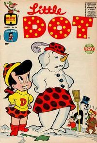Cover Thumbnail for Little Dot (Harvey, 1953 series) #54