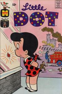 Cover Thumbnail for Little Dot (Harvey, 1953 series) #114