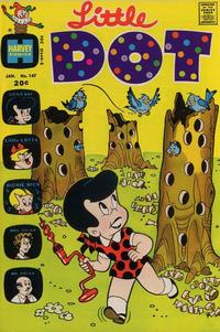 Cover Thumbnail for Little Dot (Harvey, 1953 series) #147