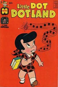 Cover Thumbnail for Little Dot Dotland (Harvey, 1962 series) #3