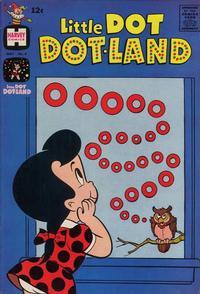 Cover Thumbnail for Little Dot Dotland (Harvey, 1962 series) #6