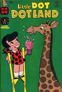 Cover Thumbnail for Little Dot Dotland (Harvey, 1962 series) #7
