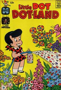 Cover Thumbnail for Little Dot Dotland (Harvey, 1962 series) #8