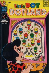 Cover Thumbnail for Little Dot Dotland (Harvey, 1962 series) #11