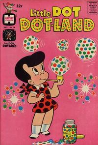 Cover Thumbnail for Little Dot Dotland (Harvey, 1962 series) #14