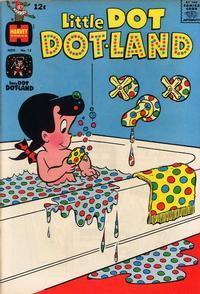 Cover Thumbnail for Little Dot Dotland (Harvey, 1962 series) #15