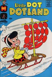 Cover Thumbnail for Little Dot Dotland (Harvey, 1962 series) #17