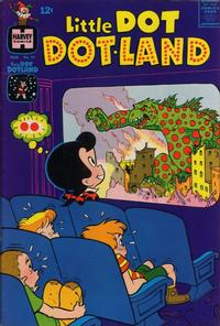 Cover Thumbnail for Little Dot Dotland (Harvey, 1962 series) #23