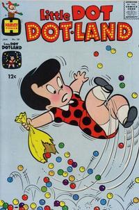 Cover Thumbnail for Little Dot Dotland (Harvey, 1962 series) #28
