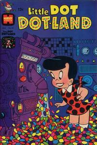 Cover Thumbnail for Little Dot Dotland (Harvey, 1962 series) #29