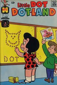 Cover Thumbnail for Little Dot Dotland (Harvey, 1962 series) #33