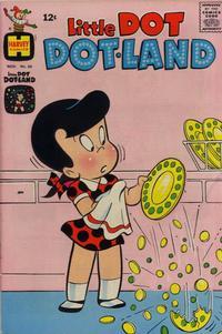 Cover Thumbnail for Little Dot Dotland (Harvey, 1962 series) #36