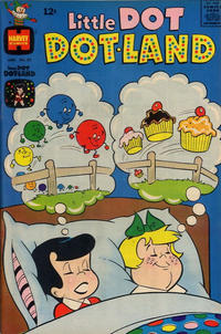 Cover Thumbnail for Little Dot Dotland (Harvey, 1962 series) #37