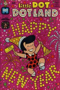 Cover Thumbnail for Little Dot Dotland (Harvey, 1962 series) #38