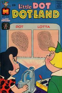Cover Thumbnail for Little Dot Dotland (Harvey, 1962 series) #39
