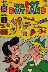 Cover Thumbnail for Little Dot Dotland (Harvey, 1962 series) #42