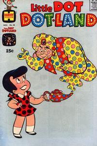Cover Thumbnail for Little Dot Dotland (Harvey, 1962 series) #48