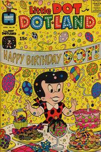 Cover Thumbnail for Little Dot Dotland (Harvey, 1962 series) #49