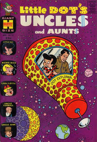 Cover Thumbnail for Little Dot's Uncles and Aunts (Harvey, 1961 series) #14