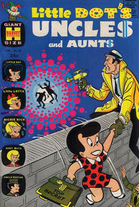Cover Thumbnail for Little Dot's Uncles and Aunts (Harvey, 1961 series) #20