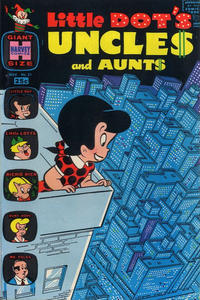 Cover Thumbnail for Little Dot's Uncles and Aunts (Harvey, 1961 series) #21