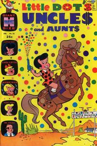 Cover Thumbnail for Little Dot's Uncles and Aunts (Harvey, 1961 series) #22