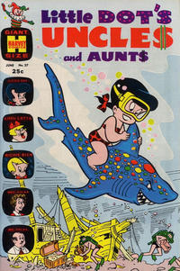Cover Thumbnail for Little Dot's Uncles and Aunts (Harvey, 1961 series) #27