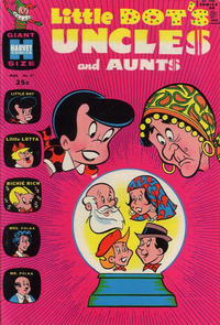 Cover Thumbnail for Little Dot's Uncles and Aunts (Harvey, 1961 series) #31