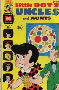 Cover Thumbnail for Little Dot's Uncles and Aunts (Harvey, 1961 series) #48