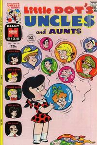 Cover Thumbnail for Little Dot's Uncles and Aunts (Harvey, 1961 series) #50