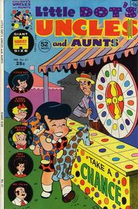 Cover Thumbnail for Little Dot's Uncles and Aunts (Harvey, 1961 series) #51