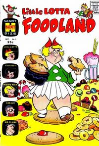 Cover Thumbnail for Little Lotta Foodland (Harvey, 1963 series) #1