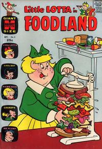 Cover Thumbnail for Little Lotta Foodland (Harvey, 1963 series) #5