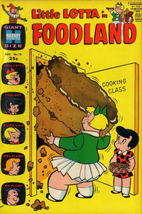 Cover Thumbnail for Little Lotta Foodland (Harvey, 1963 series) #13