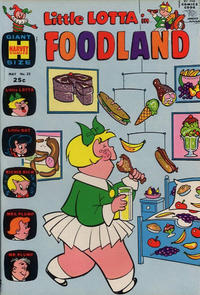Cover Thumbnail for Little Lotta Foodland (Harvey, 1963 series) #22