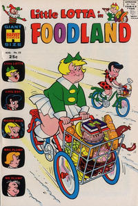 Cover Thumbnail for Little Lotta Foodland (Harvey, 1963 series) #23