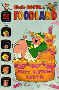 Cover Thumbnail for Little Lotta Foodland (Harvey, 1963 series) #24