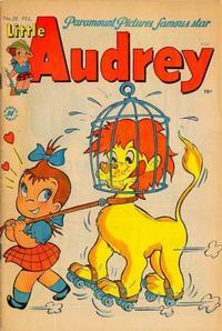 Cover Thumbnail for Little Audrey (Harvey, 1952 series) #28
