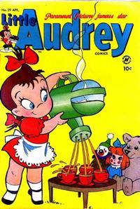 Cover Thumbnail for Little Audrey (Harvey, 1952 series) #29