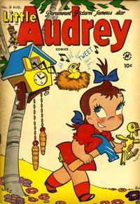 Cover Thumbnail for Little Audrey (Harvey, 1952 series) #31