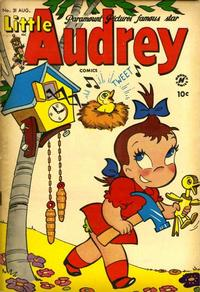 Cover Thumbnail for Little Audrey (Harvey, 1952 series) #31