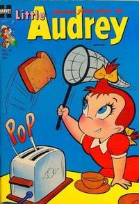 Cover Thumbnail for Little Audrey (Harvey, 1952 series) #34