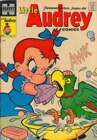 Cover Thumbnail for Little Audrey (Harvey, 1952 series) #41