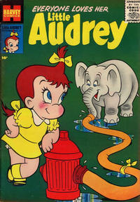Cover Thumbnail for Little Audrey (Harvey, 1952 series) #51